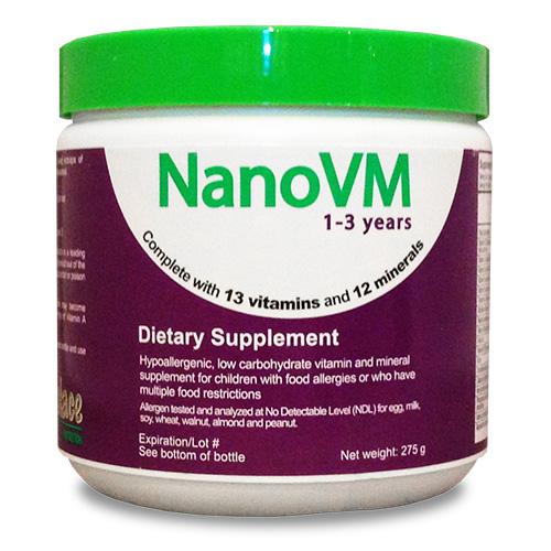 NanoVM 1-3 Years