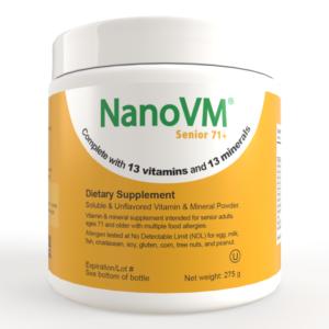 NanoVM Senior 71+